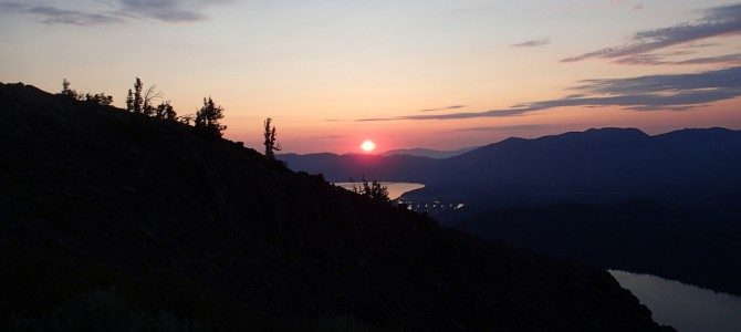Mount Tallac 4th of July 2013